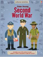 WWII Sticker Book
