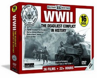 WWII The Deadliest Conflict in History (16 DVD's)