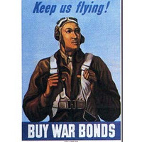 Buy War Bonds Poster