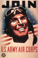 Join Air Corps Poster