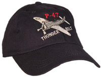 P-47 Embroidered Hat