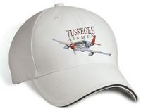 Tuskegee Airman Baseball Hat
