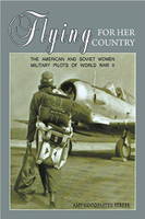 Flying For Her Country by Amy Goodpaster Stree
