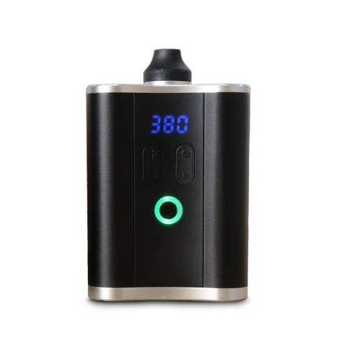 Hiphap black vaporizer