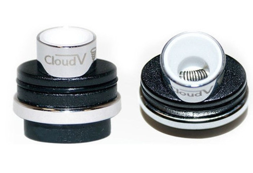 Cloud V Platinum Tornado Wax Atomizer