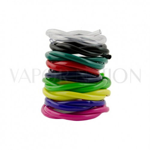 Silver Surfer and Da Buddha Colored Whip Tubing‐ 3ft