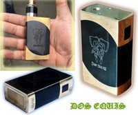 Dos Equis Unregulated Box Mod Clone