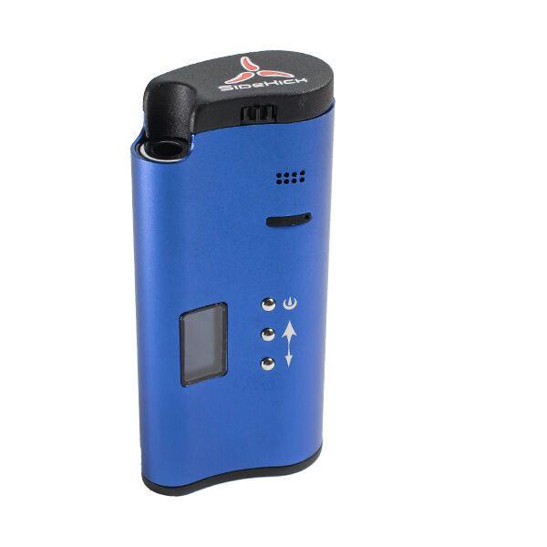 Blue Sidekick  Vaporizer