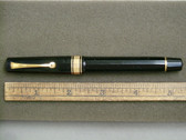 OMAS MILORD FOUNTAIN PEN WITH BOX
