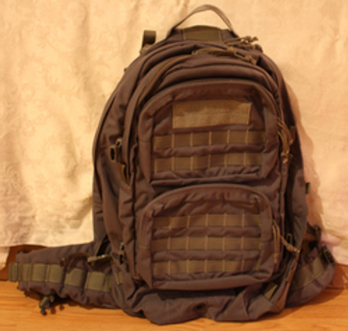 Single Strap Backpack-GRAY