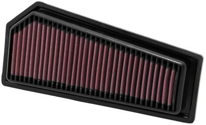 K&N Replacement Air Filter 33-2965, 2009-2013 Mercedes C250