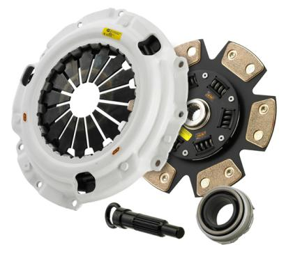 Clutch Masters FX400 6 Puck Sprung Disc 03055-hdc6-d, BMW 135i / 335i