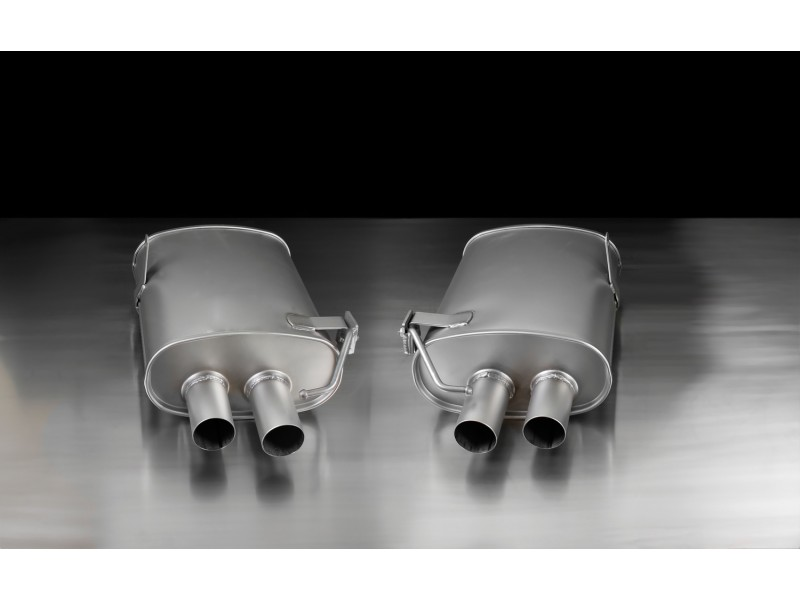 Remus Axle Back Exhaust BMW E90 / E92 M3 *Free Shipping*