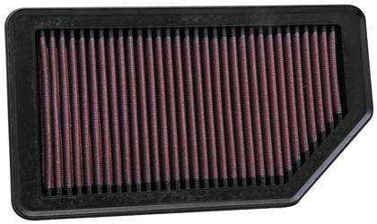 K&N Drop In Replacement Air Filter 33-2472, 2013-2014 Hyundai Veloster