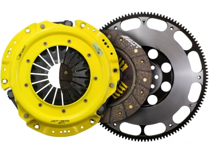 ACT Xtreme Race Clutch Kit W/ Prolite Flywheel (4-Pad Rigid Hub) SB8-XTR4, 2013-2014 Subaru BRZ / Scion FR-S