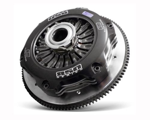 Clutch Masters FX850 Twin Disc Clutch (Race) (W/ Alum Flywheel) 03055-TD8R-A, 2007-2008 BMW 135i / 335i *Free Shipping*