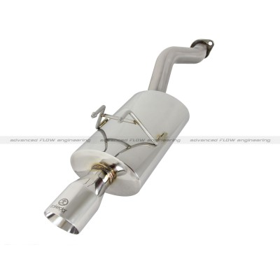AFE Takeda Axle-Back Exhaust 49-36603, 2012-2014 Honda Civic 1.8L *Free Shipping*