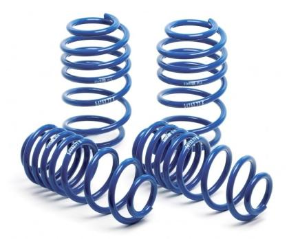 H&R Super Sport Springs 52794-77, 2011-2012 Mercedes C250 / 2008-2012 Mercedes C300, C350