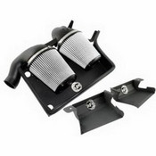 AFE Stage 2 Intake Magnum FORCE W/ Scoops (Pro Dry S) 51-11473, 2007-2010 BMW 135i 335i N54 *Free Shipping*