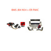 BMS Power Package 6: BMS N54 JB4 + Evolution Racewerks FMIC (Optional Intake)