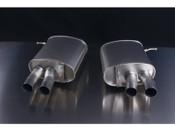 Remus Axle Back Exhaust BMW 335i / 335xi (E90 / E92 / E93) *Free Shipping*