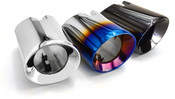 """BMS F Chassis 3.5"""" Slip-On N55 & B58 Exhaust Tips"""