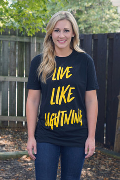 NEW! LIVE LIKE LIGHNTING