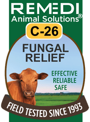 Turbo Fungal Relief, C-26