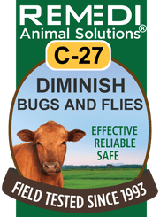Diminish Bugs & Flies, C-27