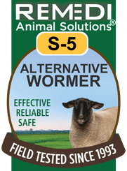 Turbo Alternative Wormer, S-5