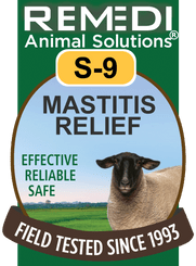 Mastitis Relief for Sheep