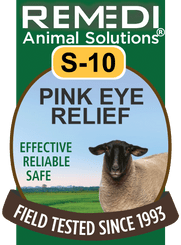 Pink Eye Relief for Sheep