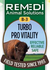 Turbo Pro Vitality, B-3