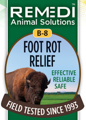 Foot Rot Relief, B-8