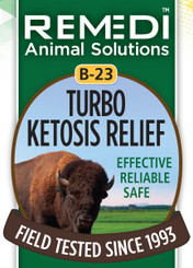 Turbo Ketosis Relief, B-23