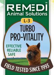 Turbo Pro Vitality, L-3