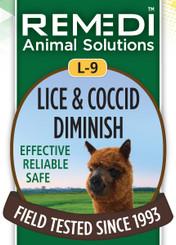 Lice & Coccid Diminish, L-9