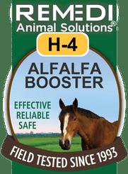Alfalfa Booster, H-4