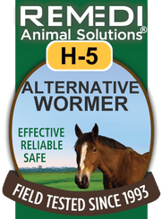 Turbo Alternative Wormer, H-5