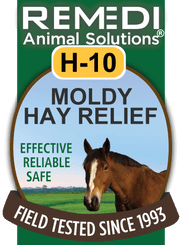 Moldy Hay Relief, H-10