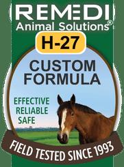 Custom Formula, H-27