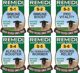Sheep Remedy Kit
