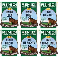 Horse Remedy Kit