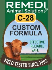 Custom Formula, C-28