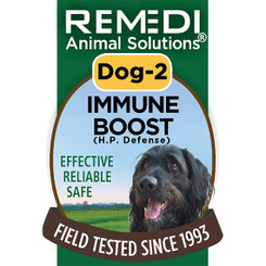 Immune Boost (Homeopathic Prophylaxis) Dog Spritz