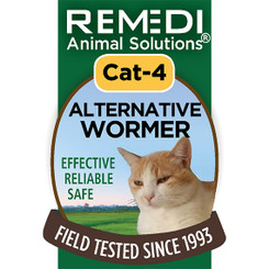 Alternative Wormer Cat Spritz