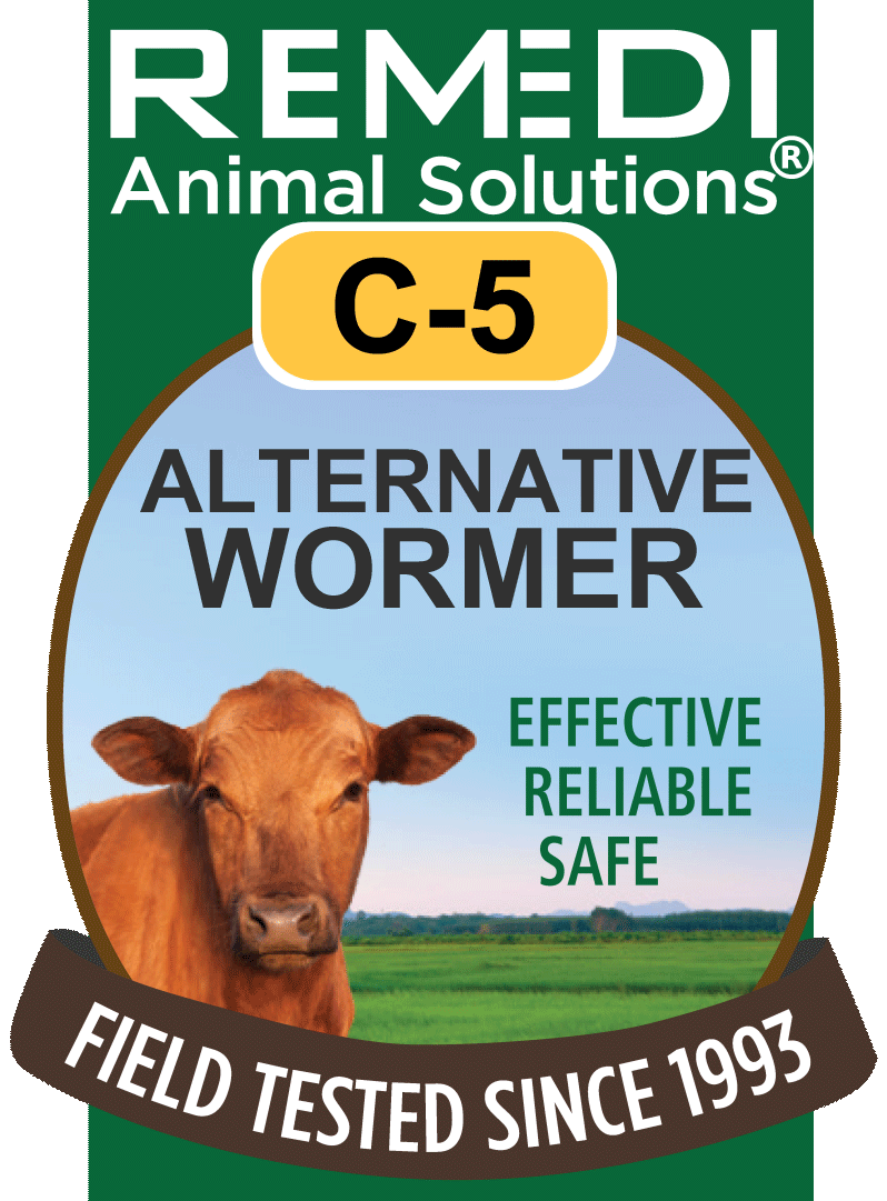 Turbo Alternative Wormer, C-5