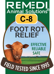 Foot Rot Relief, C-8
