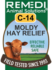 Moldy Hay Relief, C-14