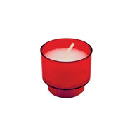 6 Hour Votive in Red Cup [Case of 288]